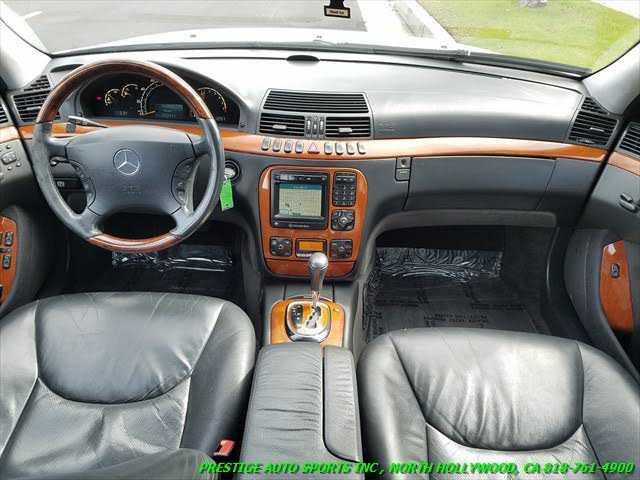 Mercedes-Benz S-Class 2002 $2995.00 incacar.com