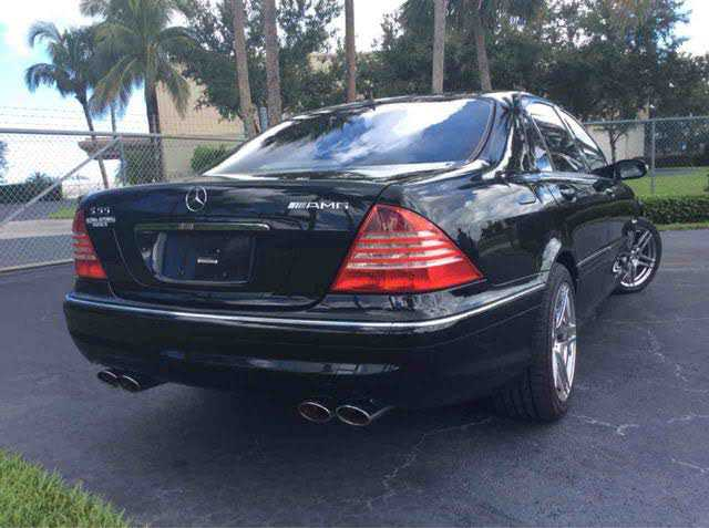 Mercedes-Benz S-Class 2003 $6999.00 incacar.com
