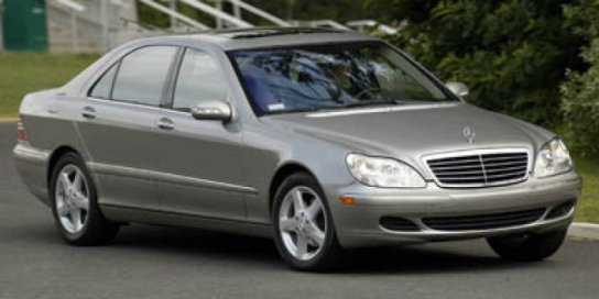 Mercedes-Benz S-Class 2005 $6990.00 incacar.com