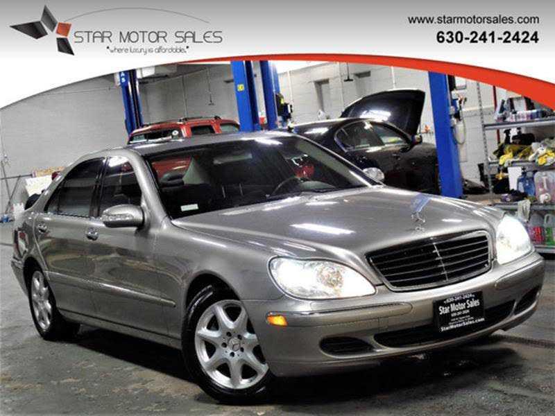 Mercedes-Benz S-Class 2005 $10985.00 incacar.com