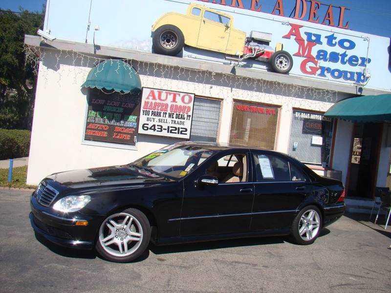 Mercedes-Benz S-Class 2006 $6995.00 incacar.com