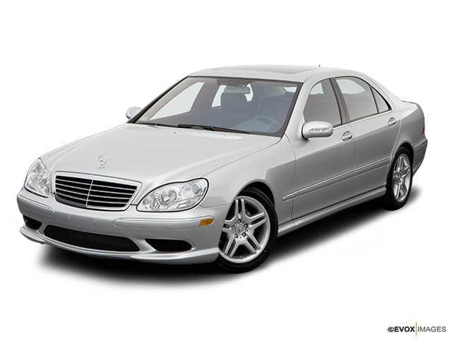 Mercedes-Benz S-Class 2006 $86050.00 incacar.com