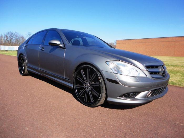 Mercedes-Benz S-Class 2007 $28977.00 incacar.com
