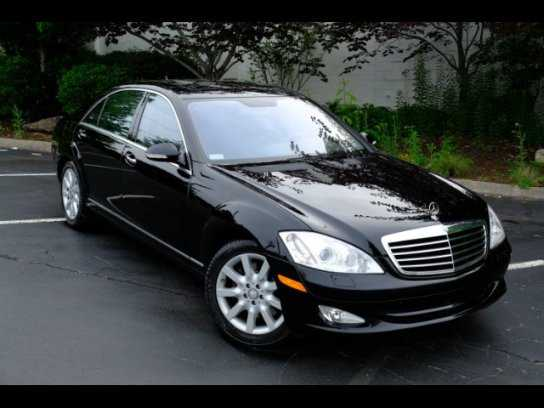 Mercedes-Benz S-Class 2008 $15999.00 incacar.com