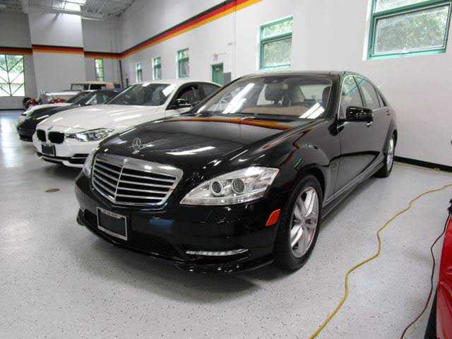 Mercedes-Benz S-Class 2010 $21995.00 incacar.com