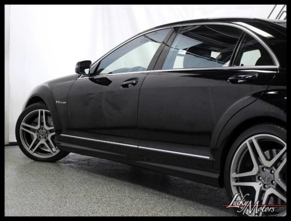Mercedes-Benz S-Class 2011 $49980.00 incacar.com