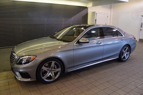 Mercedes-Benz S-Class 2014 $74259.00 incacar.com