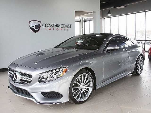 Mercedes-Benz S-Class 2015 $66990.00 incacar.com