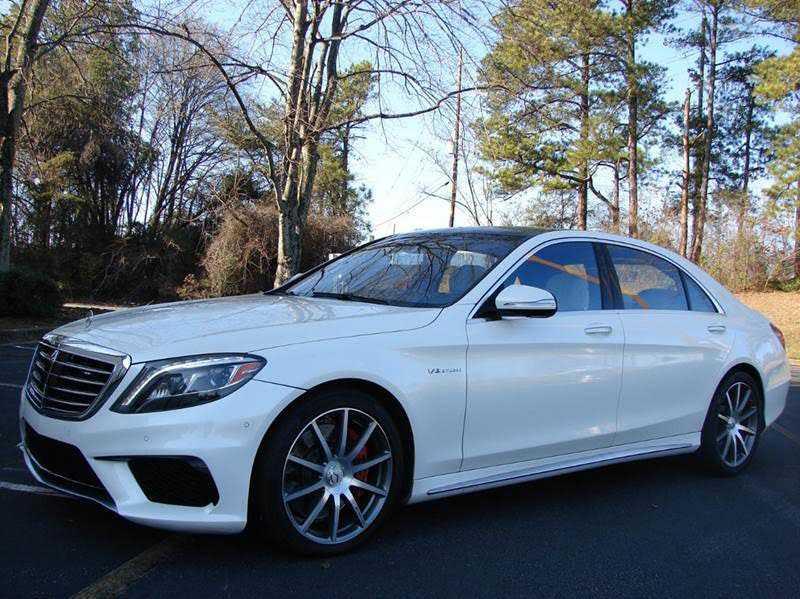 Mercedes-Benz S-Class 2015 $74995.00 incacar.com