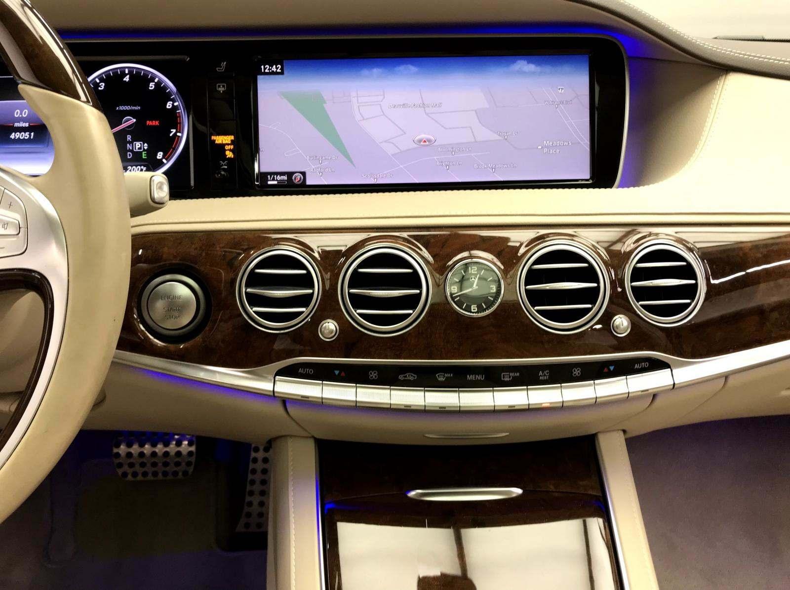 used Mercedes-Benz S-Class 2015 vin: WDDUG8CB9FA159231