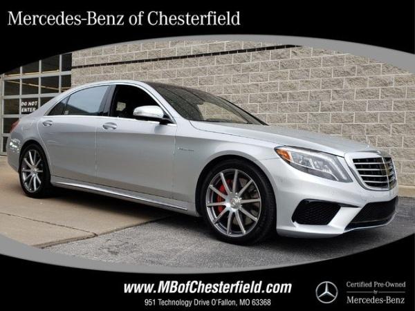 Mercedes-Benz S-Class 2016 $88000.00 incacar.com