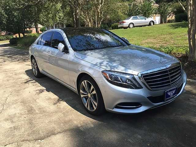 Mercedes-Benz S-Class 2016 $71948.00 incacar.com