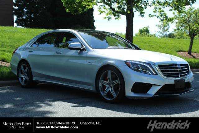 Mercedes-Benz S-Class 2016 $81779.00 incacar.com