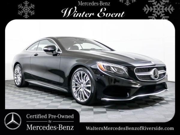 Mercedes-Benz S-Class 2016 $89988.00 incacar.com