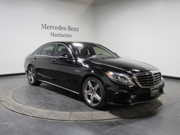 Mercedes-Benz S-Class 2016 $106901.00 incacar.com