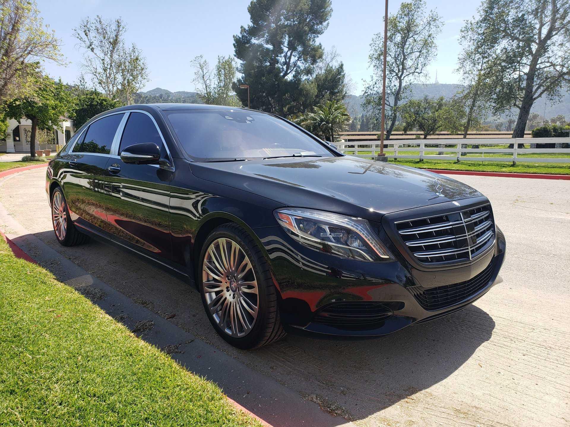 Mercedes-Benz S-Class 2016 $107995.00 incacar.com