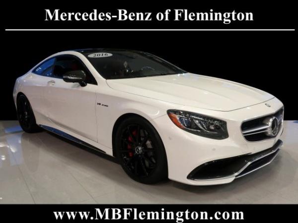 Mercedes-Benz S-Class 2016 $105991.00 incacar.com