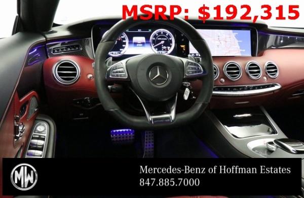 Mercedes-Benz S-Class 2016 $96977.00 incacar.com