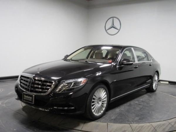 Mercedes-Benz S-Class 2016 $119801.00 incacar.com