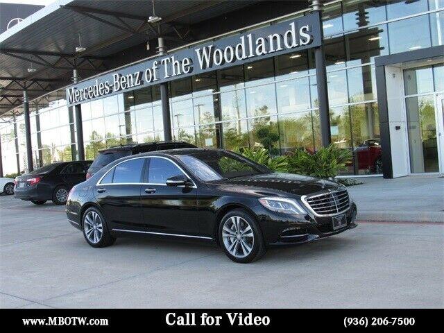 Mercedes-Benz S-Class 2016 $58787.00 incacar.com