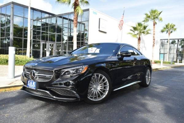 Mercedes-Benz S-Class 2016 $124995.00 incacar.com