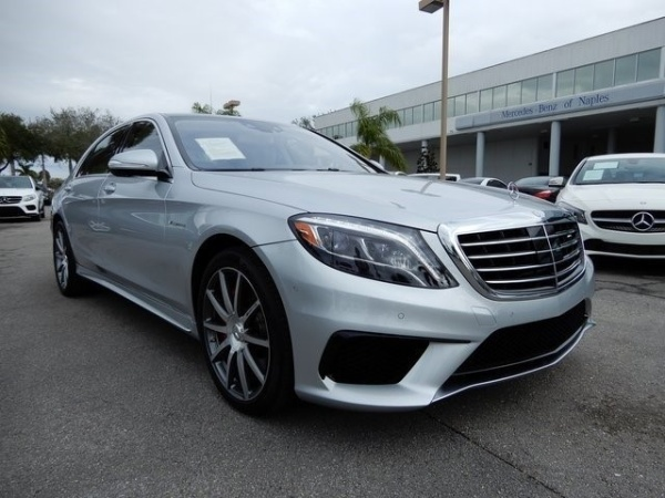 Mercedes-Benz S-Class 2016 $118900.00 incacar.com