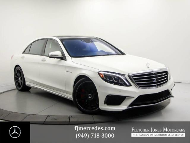 Mercedes-Benz S-Class 2016 $119893.00 incacar.com