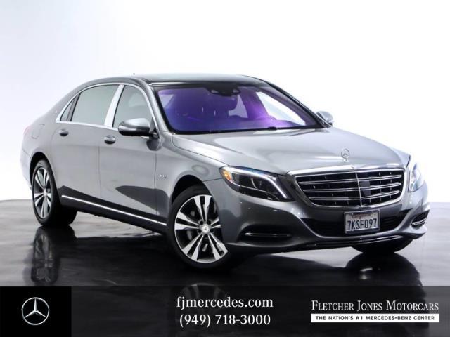 Mercedes-Benz S-Class 2016 $109981.00 incacar.com