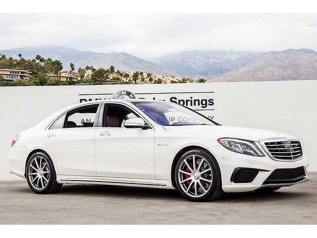 Mercedes-Benz S-Class 2016 $92958.00 incacar.com