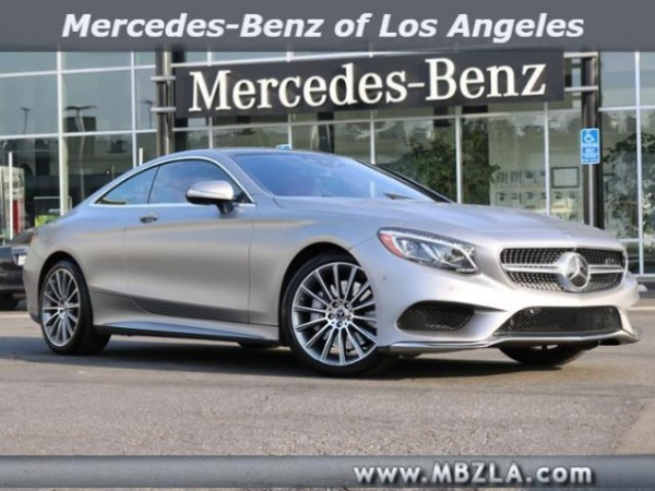 Mercedes-Benz S-Class 2017 $93900.00 incacar.com