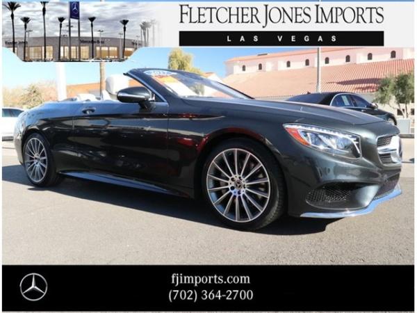 Mercedes-Benz S-Class 2017 $105995.00 incacar.com