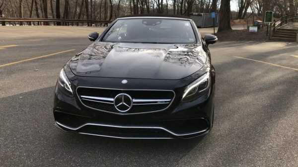 Mercedes-Benz S-Class 2017 $115995.00 incacar.com