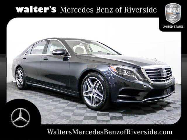 Mercedes-Benz S-Class 2017 $94988.00 incacar.com