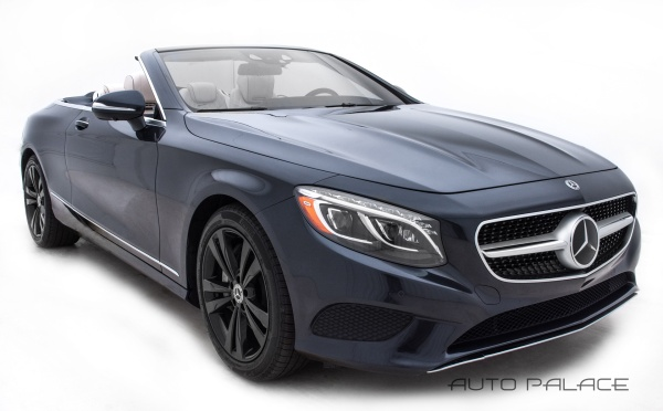 Mercedes-Benz S-Class 2017 $103500.00 incacar.com