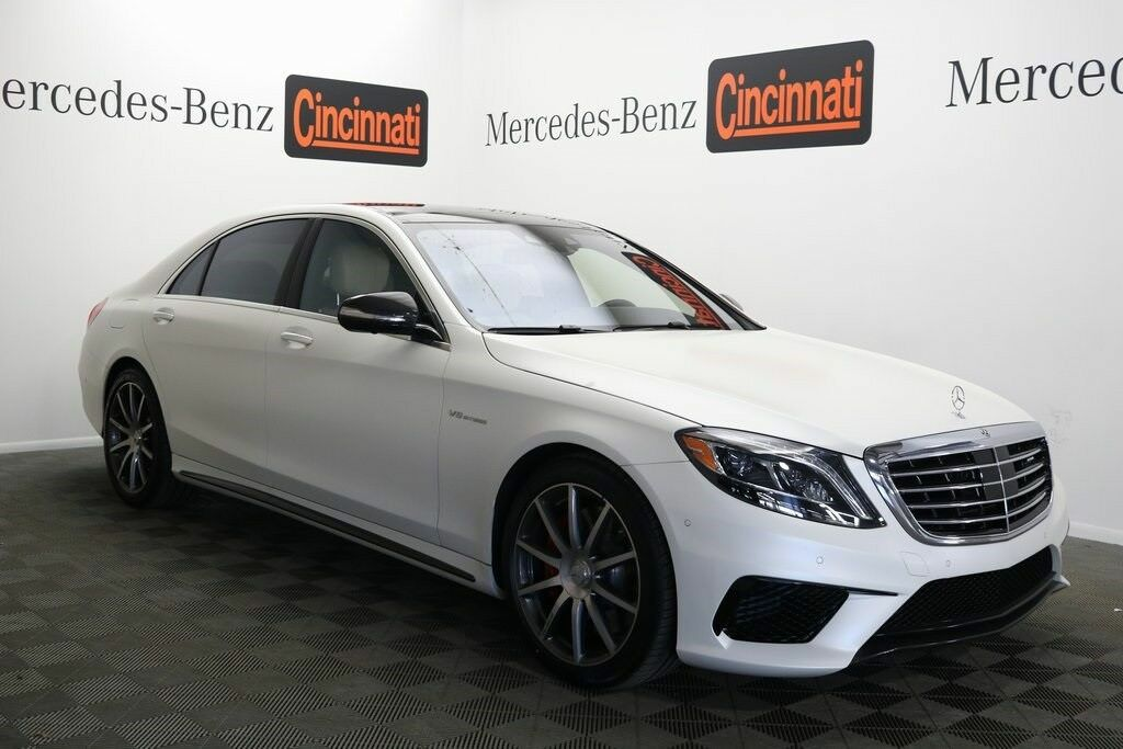 Mercedes-Benz S-Class 2017 $194825.00 incacar.com