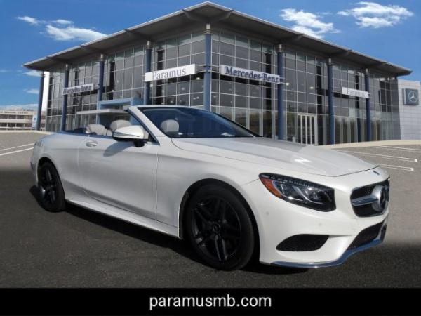 Mercedes-Benz S-Class 2017 $102994.00 incacar.com