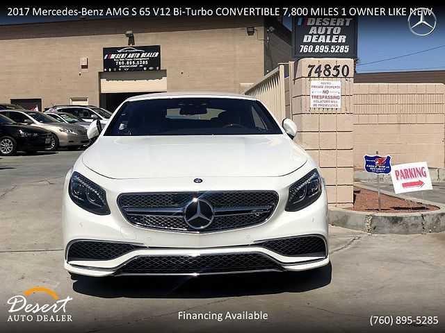 Mercedes-Benz S-Class 2017 $169999.00 incacar.com