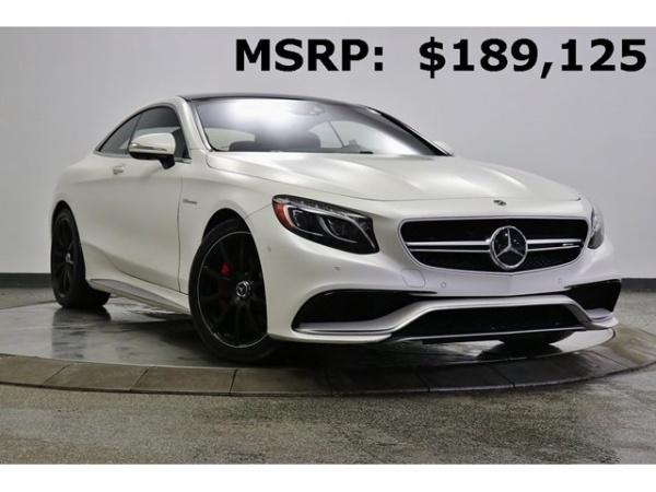 Mercedes-Benz S-Class 2017 $124999.00 incacar.com