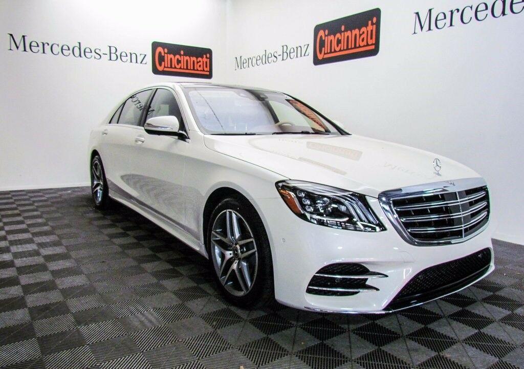 Mercedes-Benz S-Class 2018 $124265.00 incacar.com