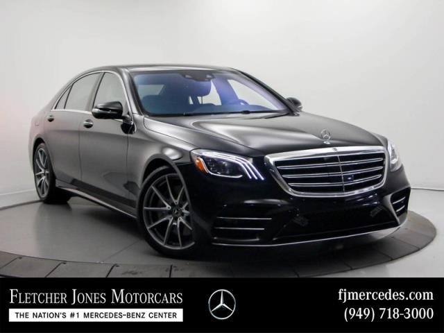 Mercedes-Benz S-Class 2018 $87982.00 incacar.com