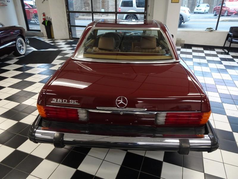 Mercedes-Benz SL-Class 1981 $17988.00 incacar.com