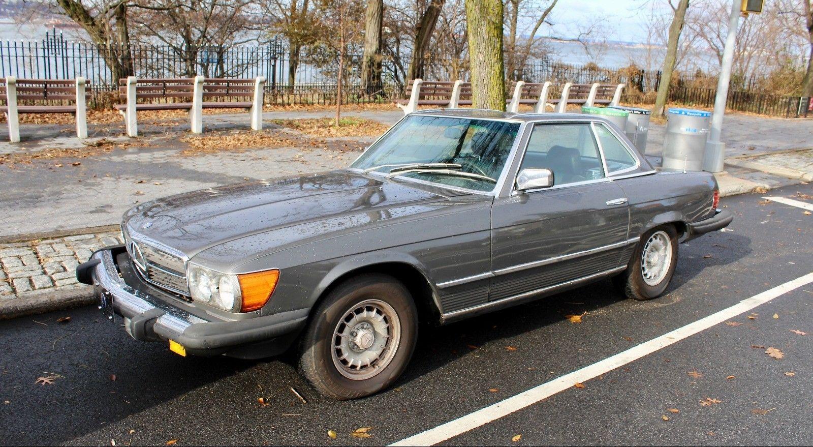 Mercedes-Benz SL-Class 1983 $3000.00 incacar.com