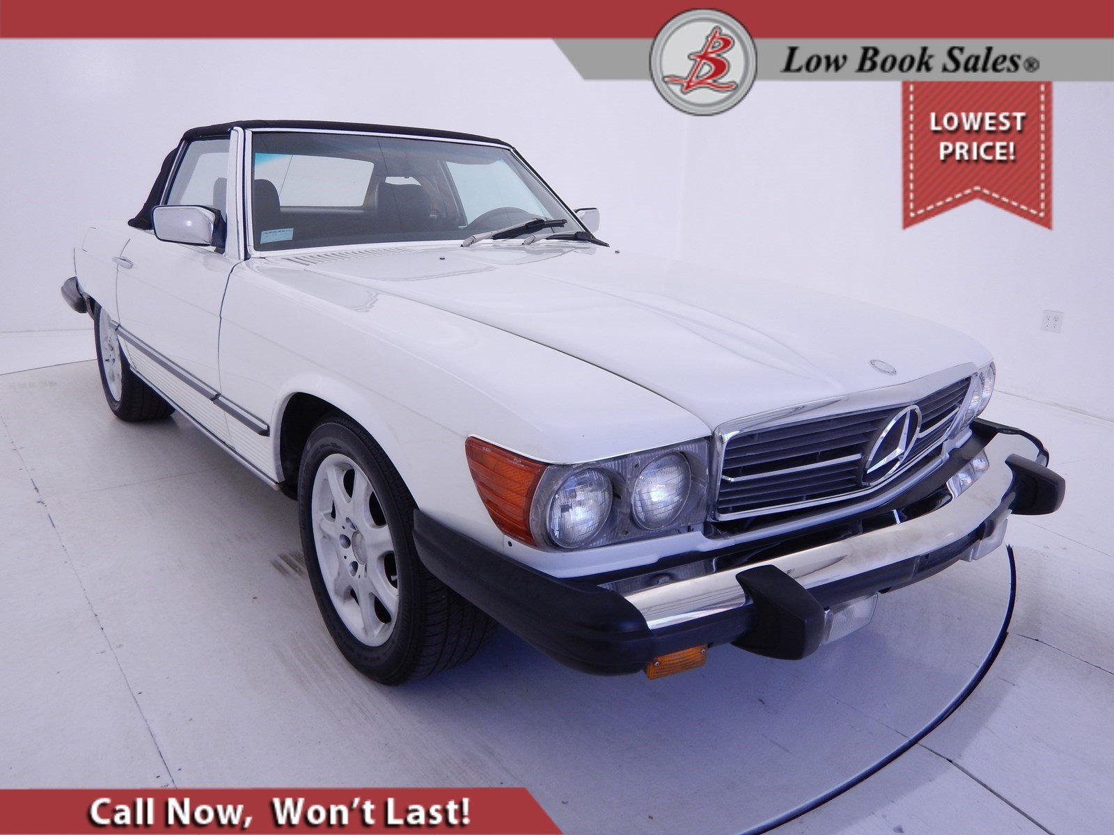 Mercedes-Benz SL-Class 1984 $4999.00 incacar.com