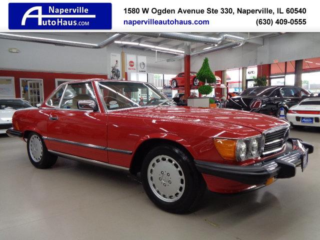 Mercedes-Benz SL-Class 1987 $64999.00 incacar.com