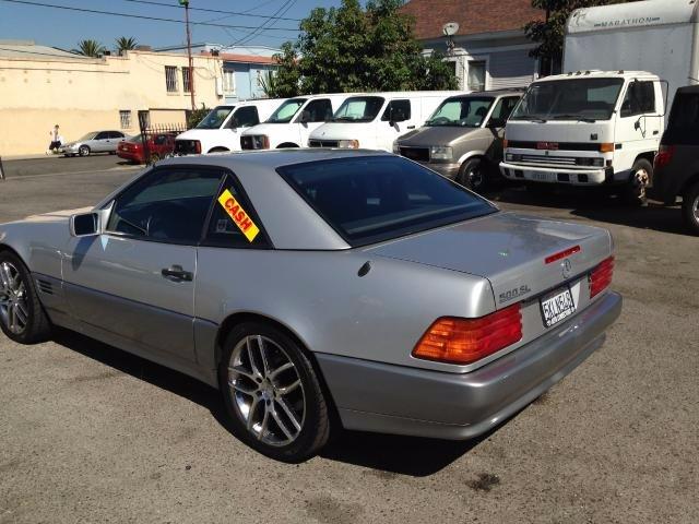 Mercedes-Benz SL-Class 1992 $5995.00 incacar.com