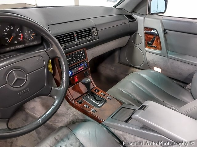 used Mercedes-Benz SL-Class 1993 vin: WDBFA67E6PF072208
