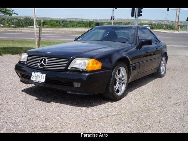 Mercedes-Benz SL-Class 1994 $5995.00 incacar.com
