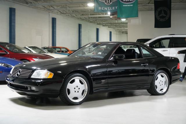 Mercedes-Benz SL-Class 1997 $15988.00 incacar.com