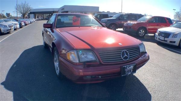 Mercedes-Benz SL-Class 1997 $6000.00 incacar.com