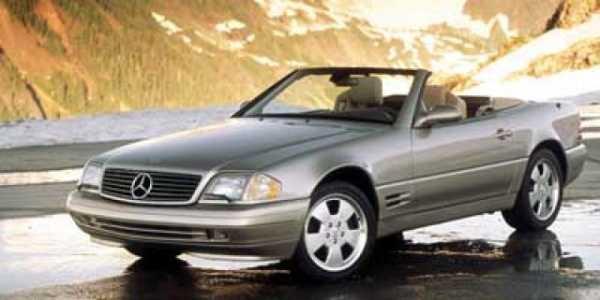 Mercedes-Benz SL-Class 1999 $7498.00 incacar.com